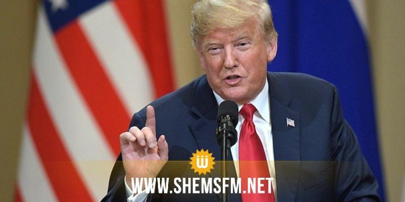 ترامب يتوعد إيران 'بالمحو'