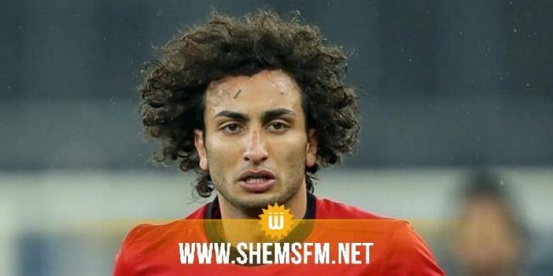 ال'كان':رسميا استبعاد عمرو وردة من المنتخب المصري بعد فيديو لا أخلاقي مع مكسيكية