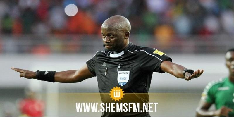 CAN2019 : l'arbitre Botswanais Joshua Bondo pour le match Tunisie-Mali