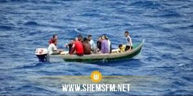 Ghar El Melh : Mise en échec d'une tentative de migration irrégulière