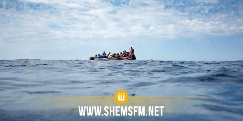 Soixante-et-onze migrants irréguliers de différentes nationalités secourus au large de Kerkennah