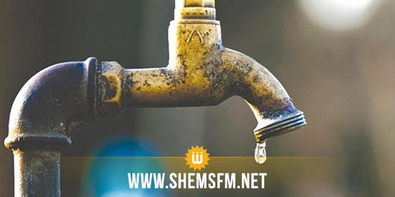 Ariana: Perturbation et coupure dans la distribution de l'eau à la cité Bougatfar