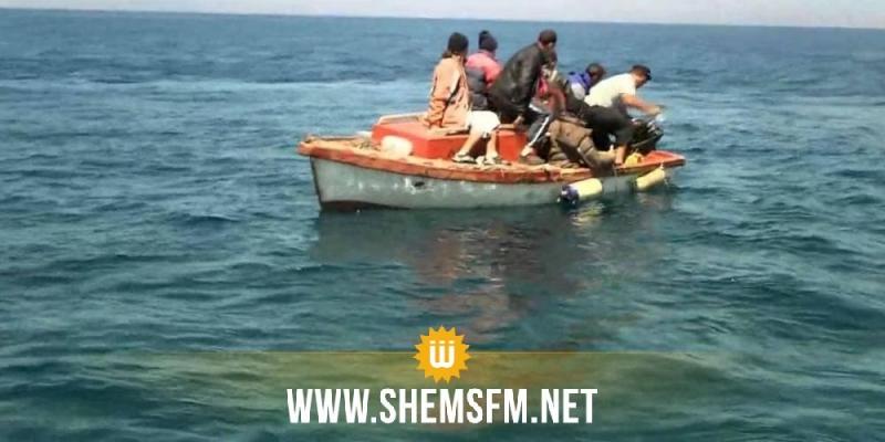 Sfax: mise en échec d'une tentative de franchissement illicite des frontières maritimes
