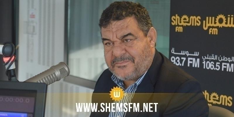 Mohamed ben Salem : 'les députés de Nidaa Tounes sont éparpillés et personne ne peut les rassembler'
