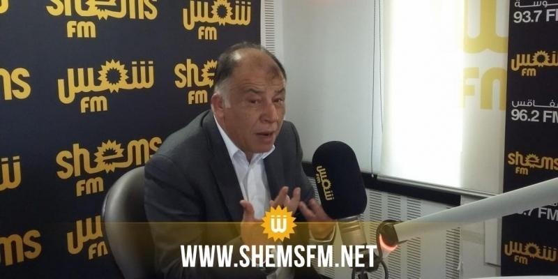 Neji Jalloul : 'j'ai quitté Nidaa Tounes suite à des pratiques immorales'