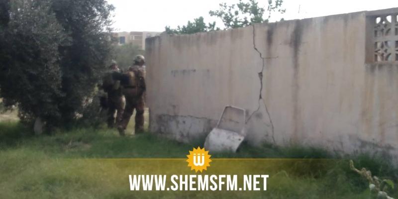 القصرين: عمليات تمشيط بحثا عن مشتبه بهما
