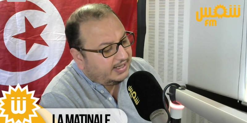 Aymen Aloui : 'il est probable qu'on se présentera aux élections sous un autre nom, que celui du Front Populaire'