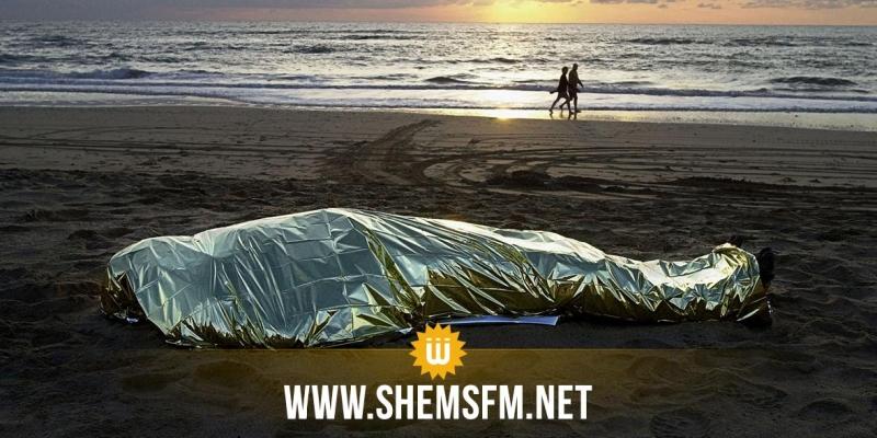 مدنين: إنتشال 47 جثة في يوم واحد لضحايا حادثة غرق مركب مهاجرين