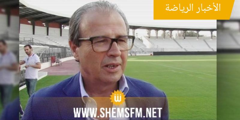 منصف خماخم يعلن انسحابه من رئاسة النادي الصفاقسي