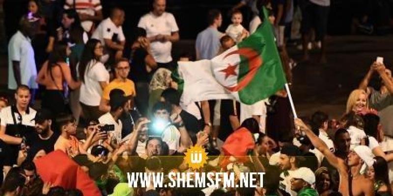 الجزائر: قتلى خلال الاحتفالات بالفوز على نيجيريا