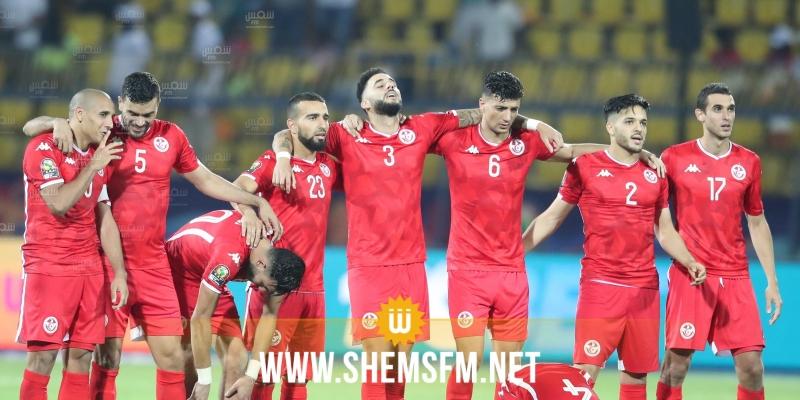 كان 2019: تونس فريق ضيف بالزي الأحمر في المباراة الترتيبية ضد نيجيريا