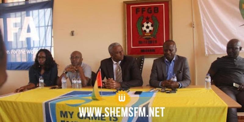رئيس جامعة غينيا بيساو: 'أطالب بالتصويت على رحيل أحمد أحمد والجامعة التونسية أخطأت'