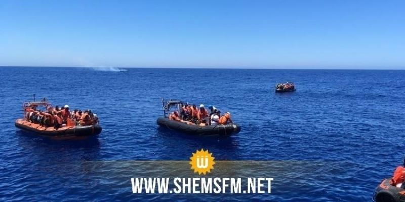 Migration irrégulière : un millier de Tunisiens arrivés en Italie et en Espagne au 1er semestre de 2019