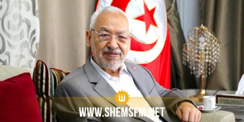 عماد الخميري: 'ترشّح راشد الغنّوشي للإنتخابات التشريعية وارد'