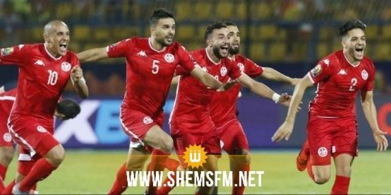 تراتيب مباراة تونس ونيجيريا