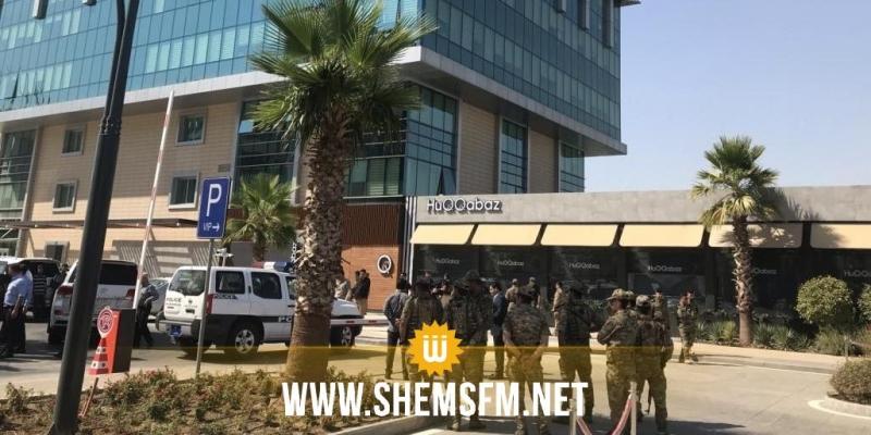 أربيل: مقتل موظف بالقنصلية التركية في إطلاق نار