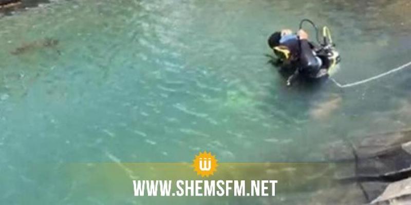 انتشال جثة شاب من حوض مركب غدير القلة بالعقبة