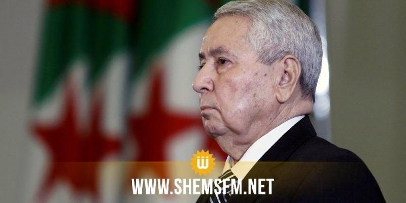 Le chef d'Etat algérien par intérim se rend en Egypte pour la finale de la CAN 2019
