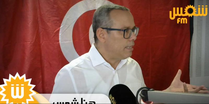 عماد الخميري: لم يتم استبعاد المكي والجلاصي وانما تم اعادة ترتيب القائمات المترشحة للإنتخابات التشريعية