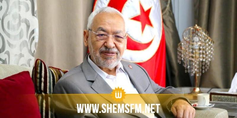 عماد الخميري: ترؤس راشد الغنوشي لقائمة تونس 1 وارد جدا