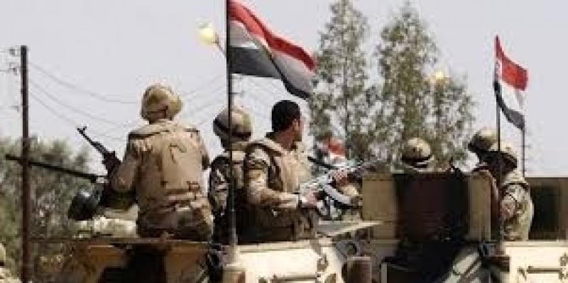 إحباط هجوم إرهابي شمال سيناء المصرية