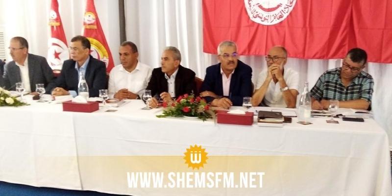 الهيئة الإدارية لإتحاد الشغل تنعقد خلال الأسبوعين القادمين للمصادقة على برنامجه الإقتصادي والإجتماعي