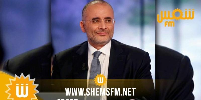 طارق بوشماوي ينسحب من رئاسة لجنة المسابقات في «الكاف»