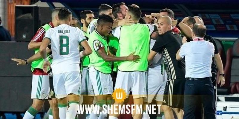 الجزائر تتوج بلقب كأس إفريقيا