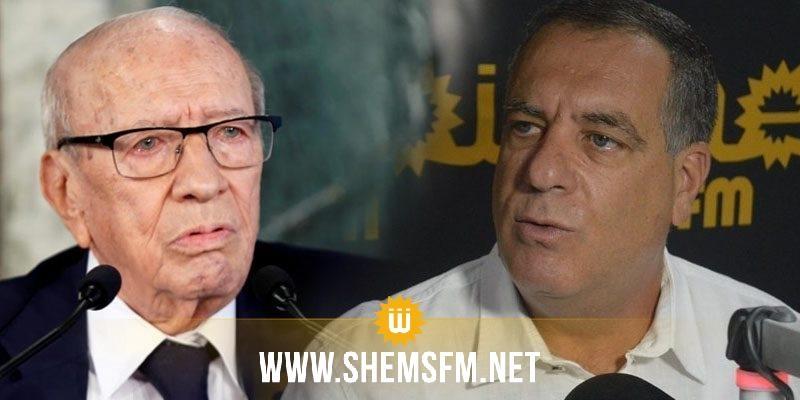 غازي الشواشي: 'رئيس الدولة تعمّد خرق الدستور واستقالته واجبة'