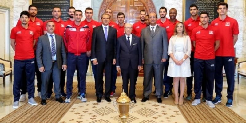 بطولة إفريقيا للكرة الطائرة: برنامج مقابلات المنتخب التونسي