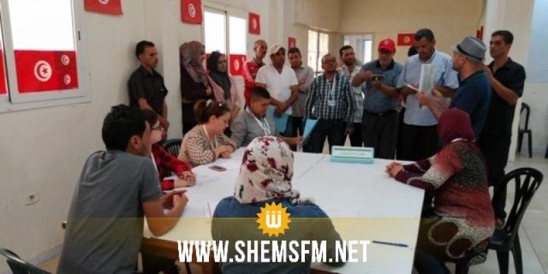 القصرين: عملية بيضاء استعدادا لفترة قبول الترشحات للانتخابات التشريعية