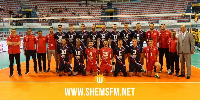 بطولة إفريقيا للكرة الطائرة: المنتخب التونسي يفوز على نظيره التشادي