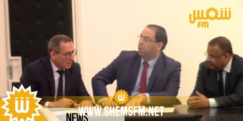 رئيس الحكومة:'صابة الحبوب قياسية تاريخية وأكبر صابة في تاريخ تونس'