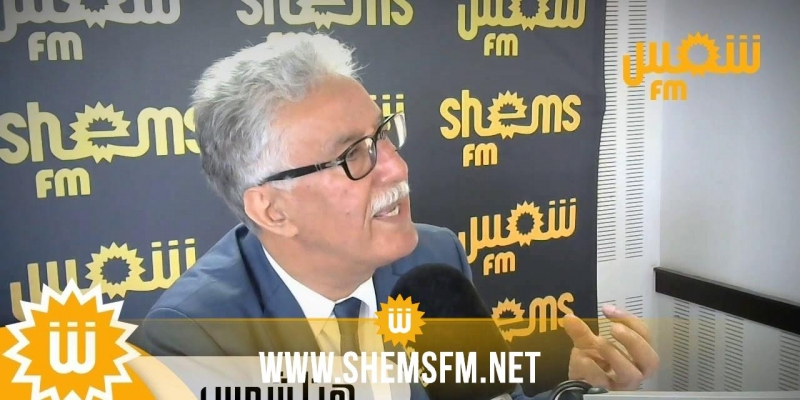 حمة الهمامي:'تأسيس حزب باسم الجبهة الشعبية عملية تحيل سياسي عن طريق القانون'