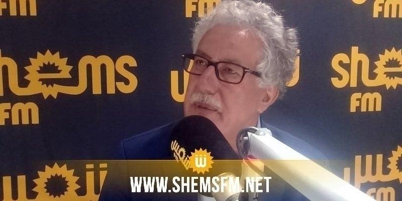 حمة الهمامي:'محمد الفاضل محفوظ متواطئ ومزور'