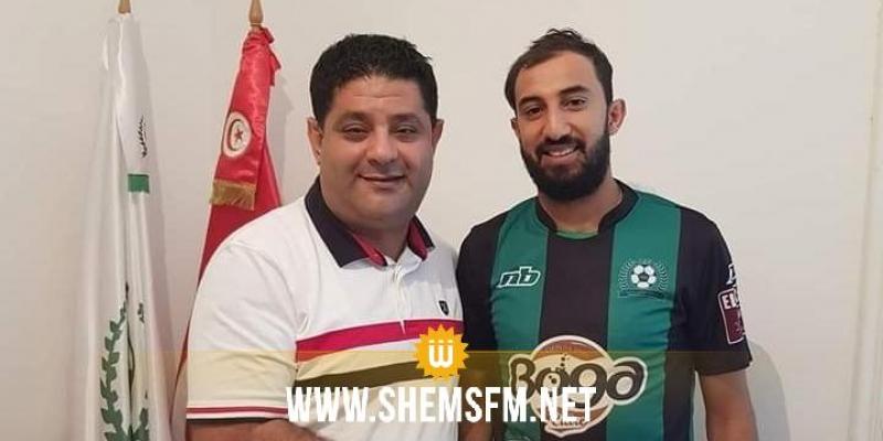 سليمان ينتدب رسميا لاعب الشبيبة رامي بوشنيبة
