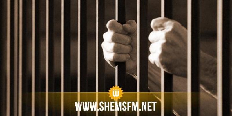 بنزرت: بطاقة ايداع بالسجن ضدّ المتهم بقتل شخص والاعتداء على المواطنين براس الجبل