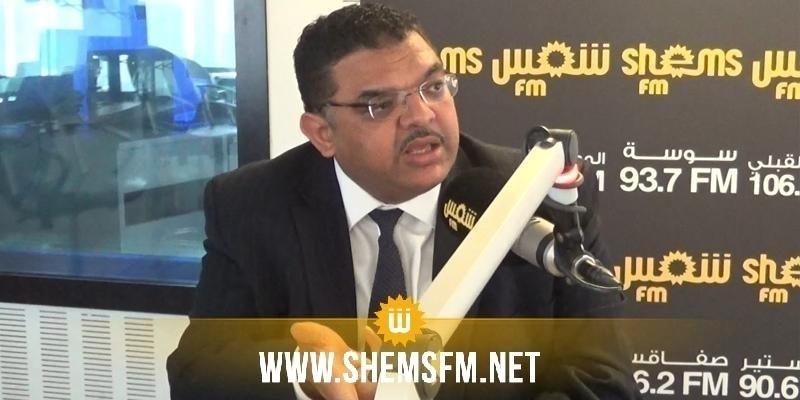 زيتون: 'ترتيب قائمات النهضة تم على أساس الاستهداف السياسي وعلى قاعدة الولاء فقط'