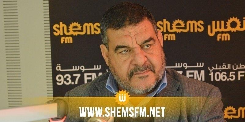 محمد بن سالم: 'الحديث عن ترؤس الغنوشي للبرلمان المقبل سابق لأوانه'