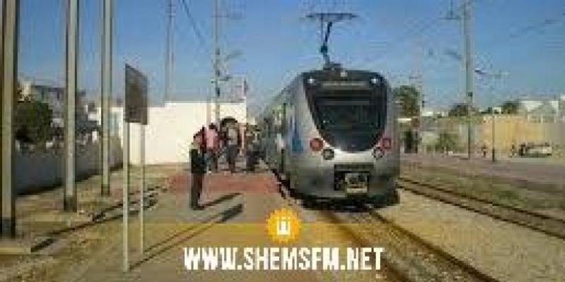 Monastir : arrêt du métro du sahel pour deux heures
