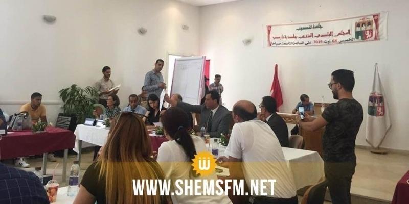 Mounir Tlili, élu président de la municipalité de Bardo