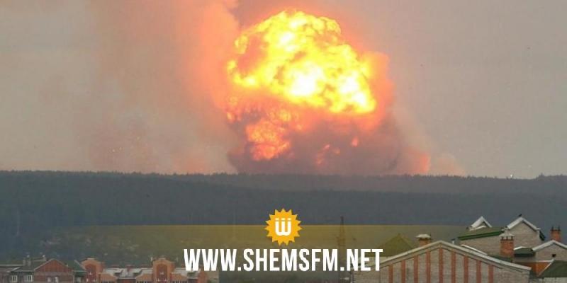 الانفجار النووي: روسيا تعلن زيادة مستويات الإشعاع من 4 إلى 16 مرة