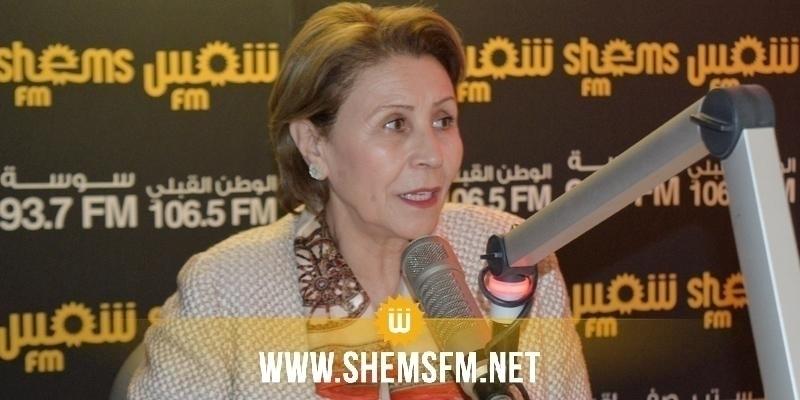 وزيرة المرأة: 'إقصاء المرأة من الحياة السياسية هوعنف سياسي'
