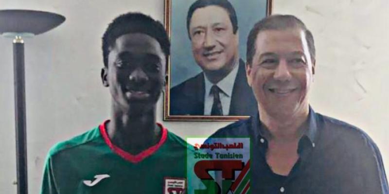 محمد نيانج يمضي عقدا ب5 سنوات مع الملعب التونسي