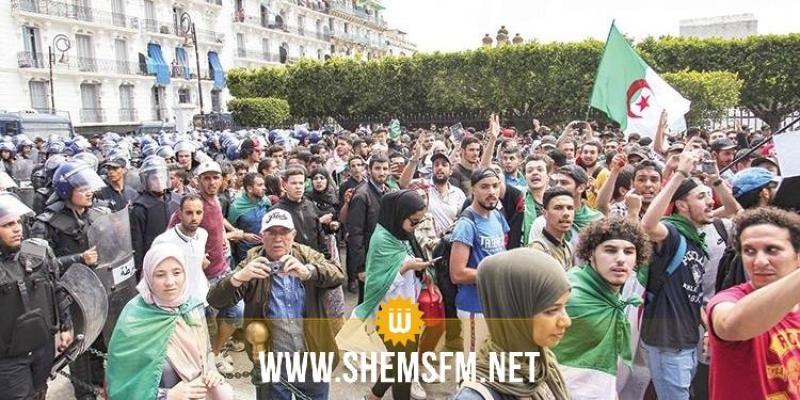 رغم العطلة الجامعية: الطلاب في الجزائر يتظاهرون
