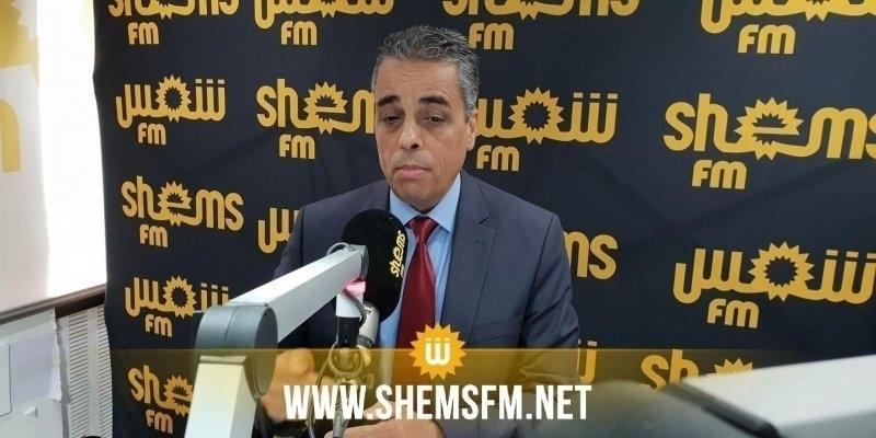 رئيس مدير عام الصوناد ضيف الماتينال