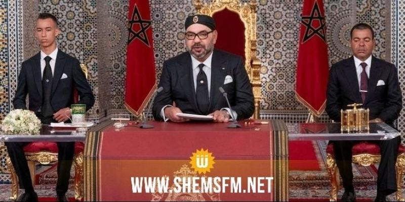 Le roi du Maroc annule les festivités de son anniversaire