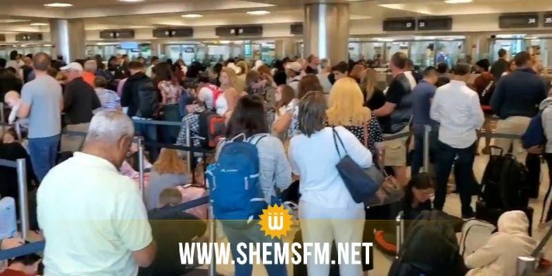 الولايات المتحدة: عطل تقني يضرب المطارات