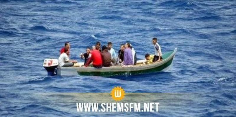 القبض على 7 أشخاص كانوا ينوون اجتياز الحدود البحرية خلسة