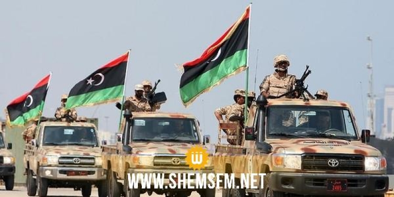 ليبيا: قصف مخزن للطائرات في مصراتة